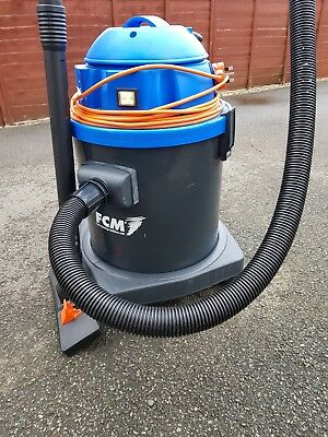 Fcm Wet And Dry Industrial Vacuum