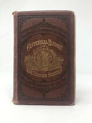 The Centennial History of the United States, James D. McCabe (1874)