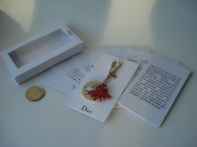 DIOR   accessory  charm  metal  bee insect charm  rare