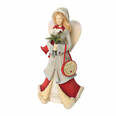 Heart of Christmas May Your Heart Find Peace Angel 6001399 New 2018