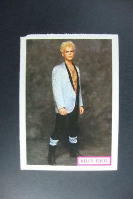 """382) Billy Idol """"with A Rebel Yell I Cry More More More"""" Great Rock N Roll Star"""