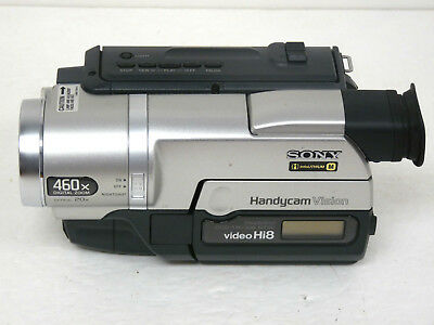 SONY HANDYCAM CCD-TRV308 Video Hi8 Camcorder