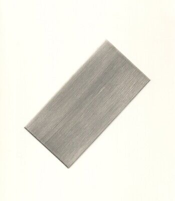 Pure Nickel 99.96% Plate Electrode 0.8/50/100mm Sacrificial Anode Plating Sheet