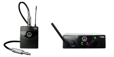 AKG WMS40-MIN Guitar Wireless System
