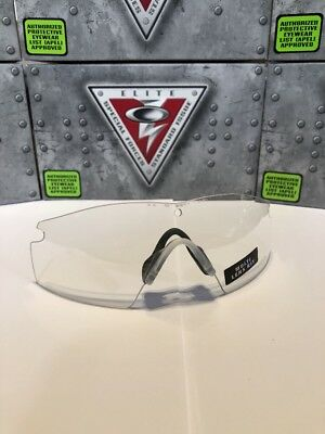 5e7b1be173   Oakley M Frame SI Ballistic 2.0 3.0 Strike Clear Lens Never Used Z87 Free