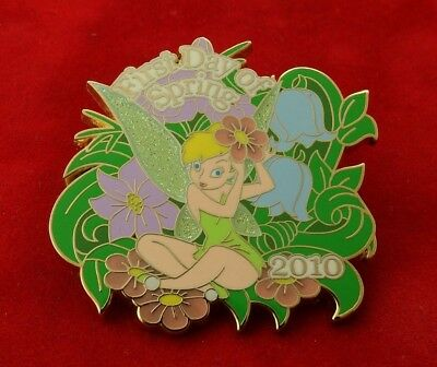 Disney Tinker Bell 'First Day Of Spring' Limited Edition 1500 Trading Pin