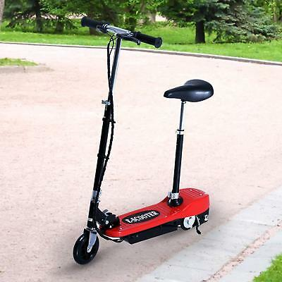 """33.9"""" to 37.8 E-Scooter Seat Kids Motorized Bike Battery Rechargeable"""