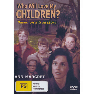 WHO WILL LOVE MY CHILDREN = DVD(Australian Shipping Free)