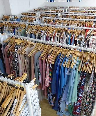 Job Lot/Wholesale/Bundle Of Second hand Clothing (50 Items)