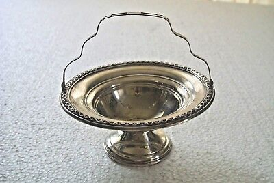 Vintage Sterling Silver Tray with the handle Rogers
