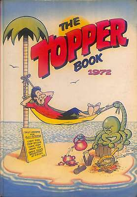 The Topper Book 1972 (Annual), Acceptable Condition Book, , ISBN
