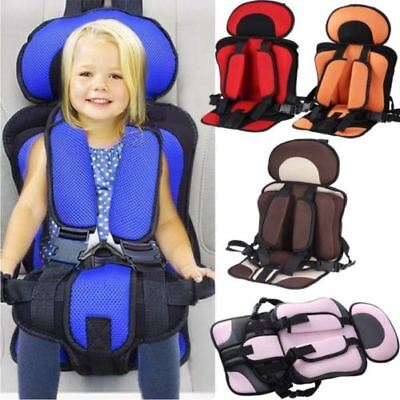 Safety Infant Child Baby Car Seat Toddler Carrier Cushion 9 Months 5 Years Q