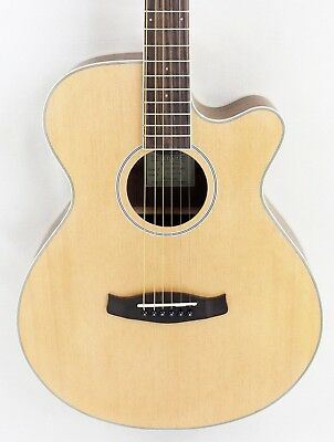 Tanglewood DBT SFCE BW Discovery Series Electro Acoustic Guitar