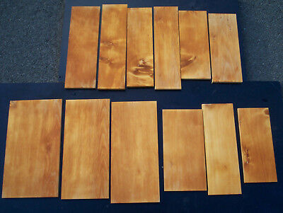 Pack of 12 x HUON PINE Box-Making Boards