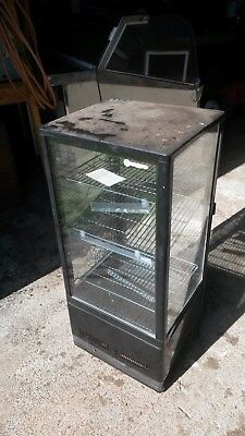 Cafe Shop Equipment Bench Top Cold Display Sandwich Bar Bain Maree Not Working