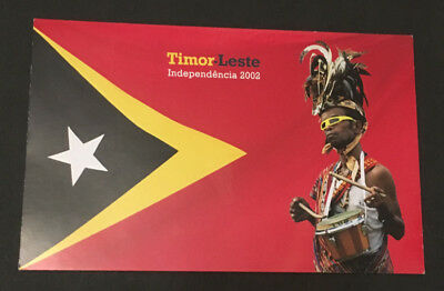 East Timor - Leste - Independence 2002 - Stamp Pack Muh