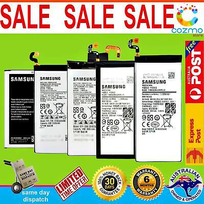 New OEM Battery Replacement for Genuine Original Samsung Galaxy S5 S6 S7 Edge AU