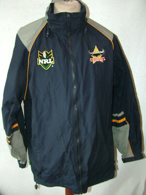 NRL North Queensland Cowboys Training Jacket S 48inch Chest