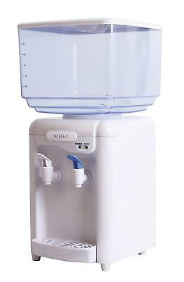 Portable Mini Cold & Room Temperature Water Dispenser Cooler For Home / Office
