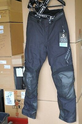 Scott Definit Pro Dp Motorcycle Pants Lady Womens  - Size 40 (See Chart)