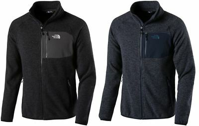 THE NORTH FACE Herren Jacke ARASHI INNER Freizeit Sport Outdoor Fleece Training