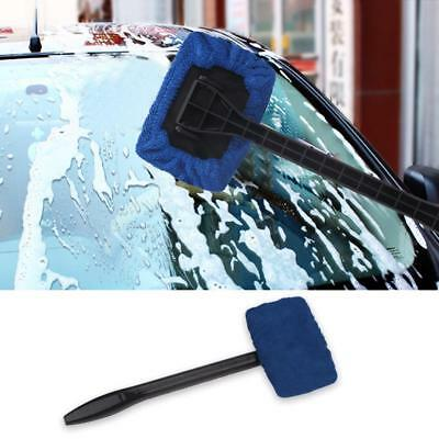 Auto Window Cleaner Windshield Microfiber Car Wash Brush Dust Long Cleaning Tool