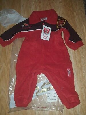 Official Arsenal Baby Core Kit 2 Pack Bodysuits 2017//18 Season 3-6 months