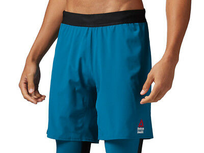 REEBOK CROSSFIT SUPER Nasty Tactical Pantalon pour Homme Short de ... 9de58b87ec9