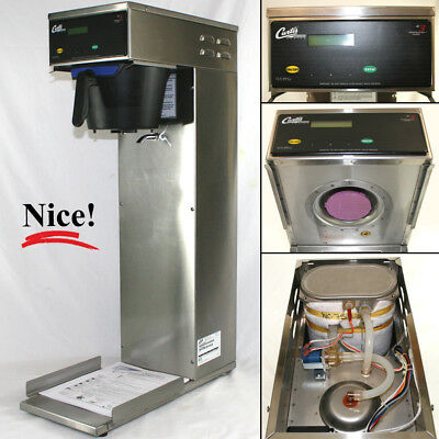 Curtis TCT G3, 3-5 Gallon Commercial Digital Iced Tea Brewing System TCTS1000