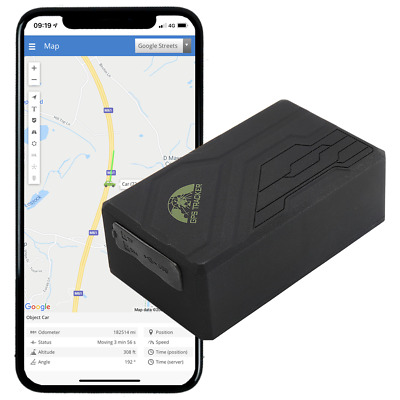 GPS Tracker Long Life Wireless HUGE BATTERY - OVER 6 YEARS STANDBY iTrack GPS108