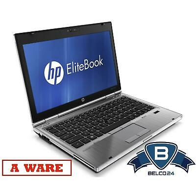 HP EliteBook 8470p 320 HDD  i7 2,9GHz  HD+ 1600x900 14,1 4 RAM Windows 7 Refurb