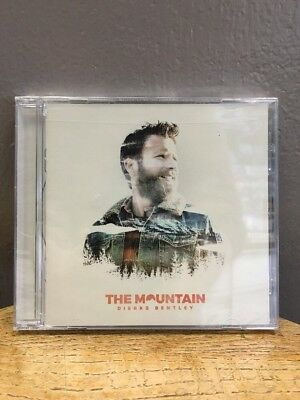 Dierks Bentley - The Mountain (CD, 2018) New/Sealed