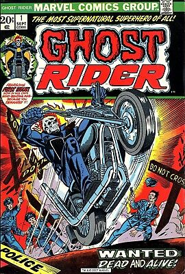 Us Comics Ghost Rider Digital Collection On Dvd 150+ Comics On Dvd