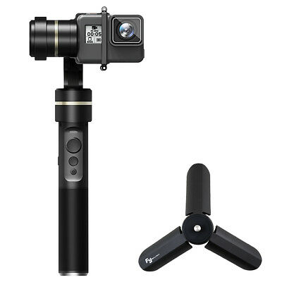 Feiyu G5 3-Axis Handheld Action Sports Camera Stabilizer for GoPro Hero 5 TV075