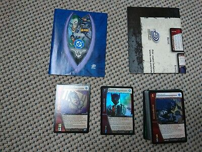 Batman VS Joker VS System Starter Deck
