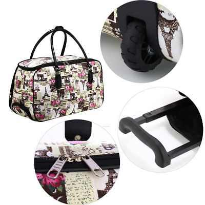 CLASSICAL TRAVEL HOLDALLS Weekend Overnight Bags Womens Ladies Gym ... aa05e1f810057