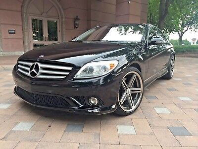 2008 Mercedes-Benz CL-Class Mercedes CL550 SPORT PKG BLACK// 20'' WHEELS 2008 Mercedes CL550 SPORT PKG BLACK// 20'' WHEELS