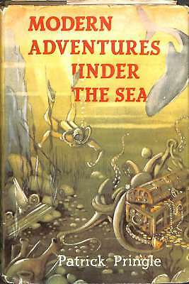 Modern adventures under the sea, Pringle, Patrick, Good Condition Book, ISBN
