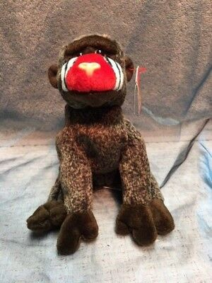 TY Beanie Baby - Cheeks 1999 - Excellent Condition