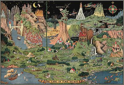 1930 The Land of Make Believe