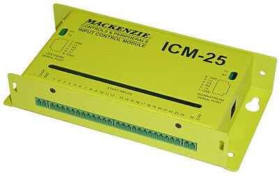 NEW Mackenzie Labs ICM-25 CONTROL & PERIPHERALS INPUT CONTROL MODULE