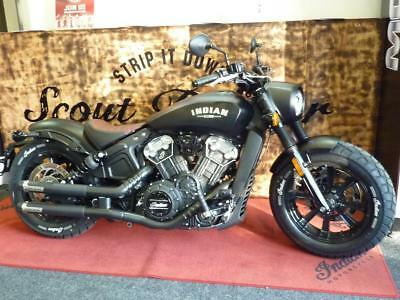Indian Scout Bobber Abs 2018 Model In Stock Now