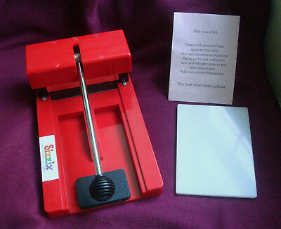 SIZZIX PERSONAL CRAFT Die Cutter Machine, 38-0605 - USED ONCE, WITH  ORIGINAL BOX