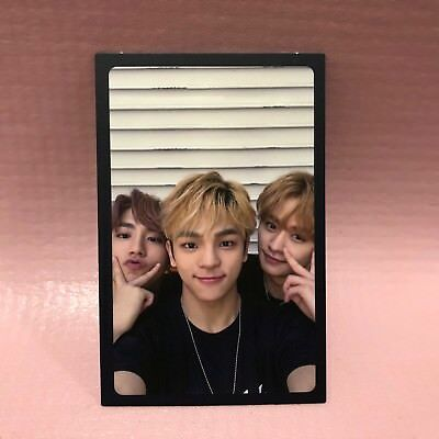STRAY KIDS HAN WOOJIN LEE KNOW Official PHOTOCARD I am NOT UNIT Ver. Card