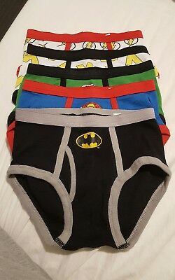 Boys Underwear Size 8