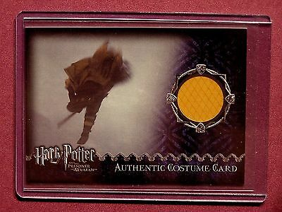 Harry Potter-POA-Update-Movie-AUTHENTIC-Costume Card-Cedric Diggory-!!