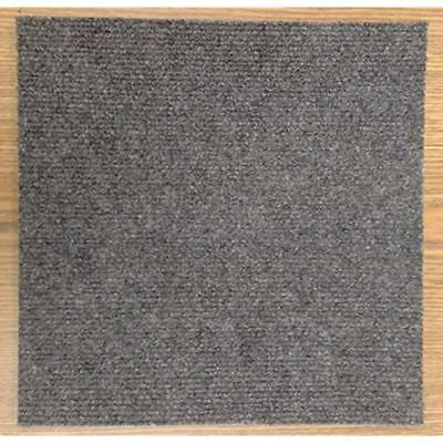 Peel And Stick Carpet Tiles Charcoal 36 Square Feet Flooring &