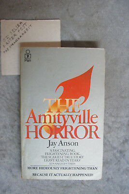 The Amityville Horror - Jay Anson OzSellerFasterPost!