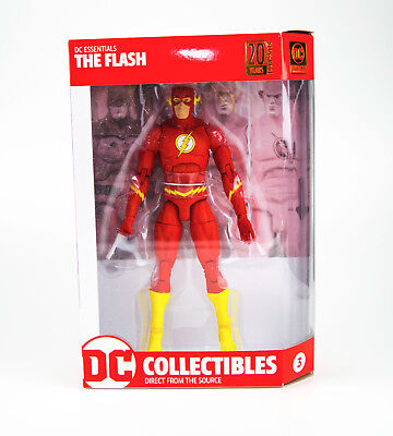 DC Comics Essentials The Flash Action Figure DC Collectibles - NEW in Stocks