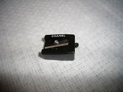 Chanel Sharpener  - New - White Lettering